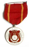 Salvation Army Service In The Great War 1920 Silver Tribute Medal