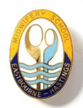 Eastbourne Hastings Midwifery School nurses hospital badge