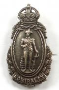 WW1 Womens Royal Naval Service WRNS Nelson Admiralty badge