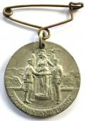 Victory and Peace Celebrations 1919 Hammersmith medal