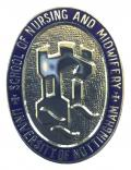 School of Nursing and Midwifery University of Nottingham badge