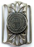 Middlesex Hospital nurses belt buckle