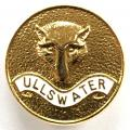 Ullswater Foxhounds hunt supporters club badge.