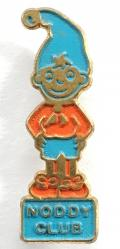 Kelloggs Ricicles 1962 issue Noddy Club childrens badge