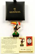 Guinness & Co 2002 Limited Edition Millennium Collectables badge