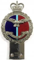 Royal Air Force Automobile RAF motor grill car badge