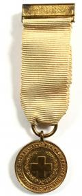 WW1 British Red Cross Society 1914-1918 for war service miniature medal