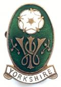 National Federation of the Women's Institutes Yorshire WI badge