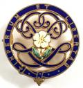Primrose League ladies grand council badge