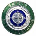 Confederation of Health Service Employees COHSE trade union badge
