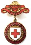 British Red Cross Society County of Essex badge