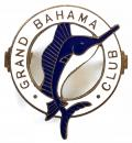 Butlins Grand Bahama Club Vacation Village badge circa 1950 to 1952
