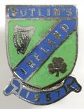 Butlins 1957 Mosney Ireland holiday camp badge