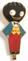 Golly Hot Air Ballooning Enthusiasts Limited Edition badge.