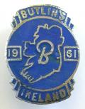 Butlins 1961 Mosney Ireland holiday camp badge