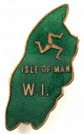 Isle of Man Federation of Womens Institutes WI badge