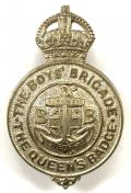Boys Brigade Queens badge