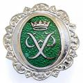 Boys Brigade Duke of Edinburghs silver award badge