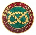 National Federation of the Women's Institutes Staffordshire WI badge