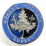 National Federation of the Women's Institutes Surrey WI badge