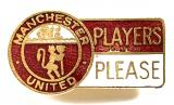 Manchester United football club badge by Coffer