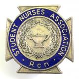 Student Nurses Association RCN union badge