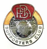 Bradford Park Avenue football supporters club badge