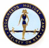 Broadreeds Holiday Camp Selsey on Sea badge