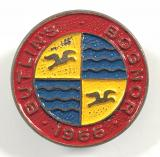 Butlins 1966 Bognor holiday camp concessssionaire badge