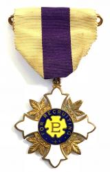 Primrose League For Recruiting special service award badge
