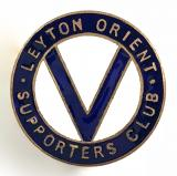 Leyton Orient football supporters club badge