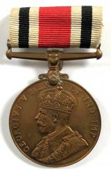 King George V Essex Special Constabulary long service medal