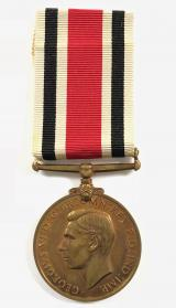 King George VI Special Constabulary long service medal