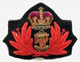 Queen Alexandras Royal Naval Nursing Service QARNNS hat badge