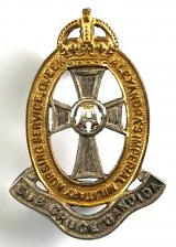 Queen Alexandra's Imperial Military Nursing Service QAIMNS officers cap badge