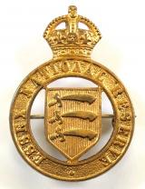 National Reserve Essex home front badge