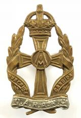 Queen Alexandras Royal Army Nursing Corps QARANC cap badge