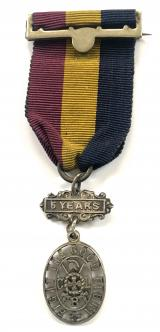 Church Lads Brigade CLB long service medal