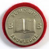 Boys Brigade scripture knowledge proficiency badge