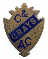 Grays Cycling and Athletics Club badge