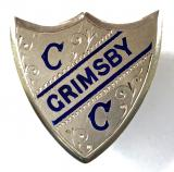 Grimsby Cycle Club 1926 silver membership badge