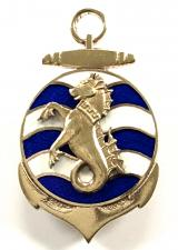 The Honourable Company of Master Mariners 1983 City Guild badge