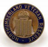 Northumberland Veteran Reserve badge