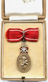 H.M.Queen Alexandra's Committee Jubilee Institute for Nurses medal and case