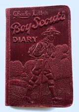 Charles Letts's Boy Scout's Diary for 1939
