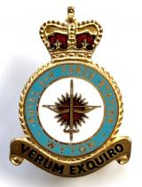 RAF Wyton Station Royal Air Force Badge Pathfinder airfield