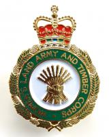 Womens Land Army and Timber Corps veterans badge
