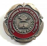 National Examining Board for Dental Nurses qualification badge