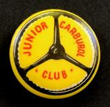 United Lubricants Ltd manufacturers of Carburol Oil advertising badge