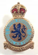 RAF No 54 Battle of Britain Squadron Royal Air Force badge